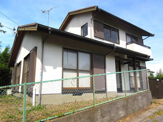 お試し岩井住宅の外観画像