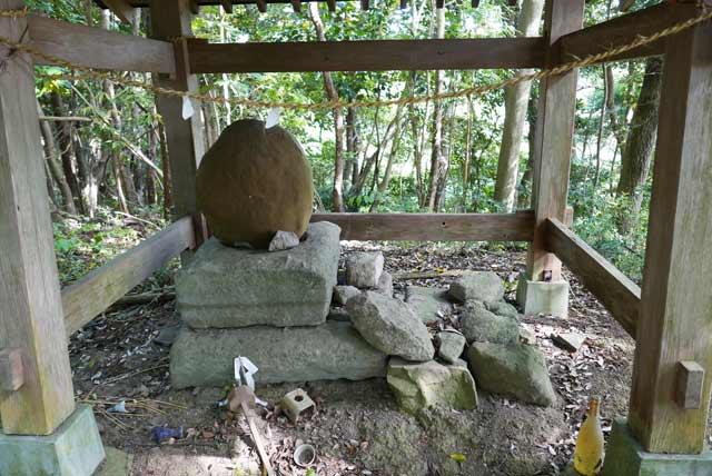 金毘羅大権現の石碑の画像