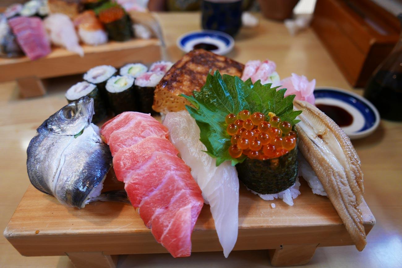 茂八の田舎寿司の画像