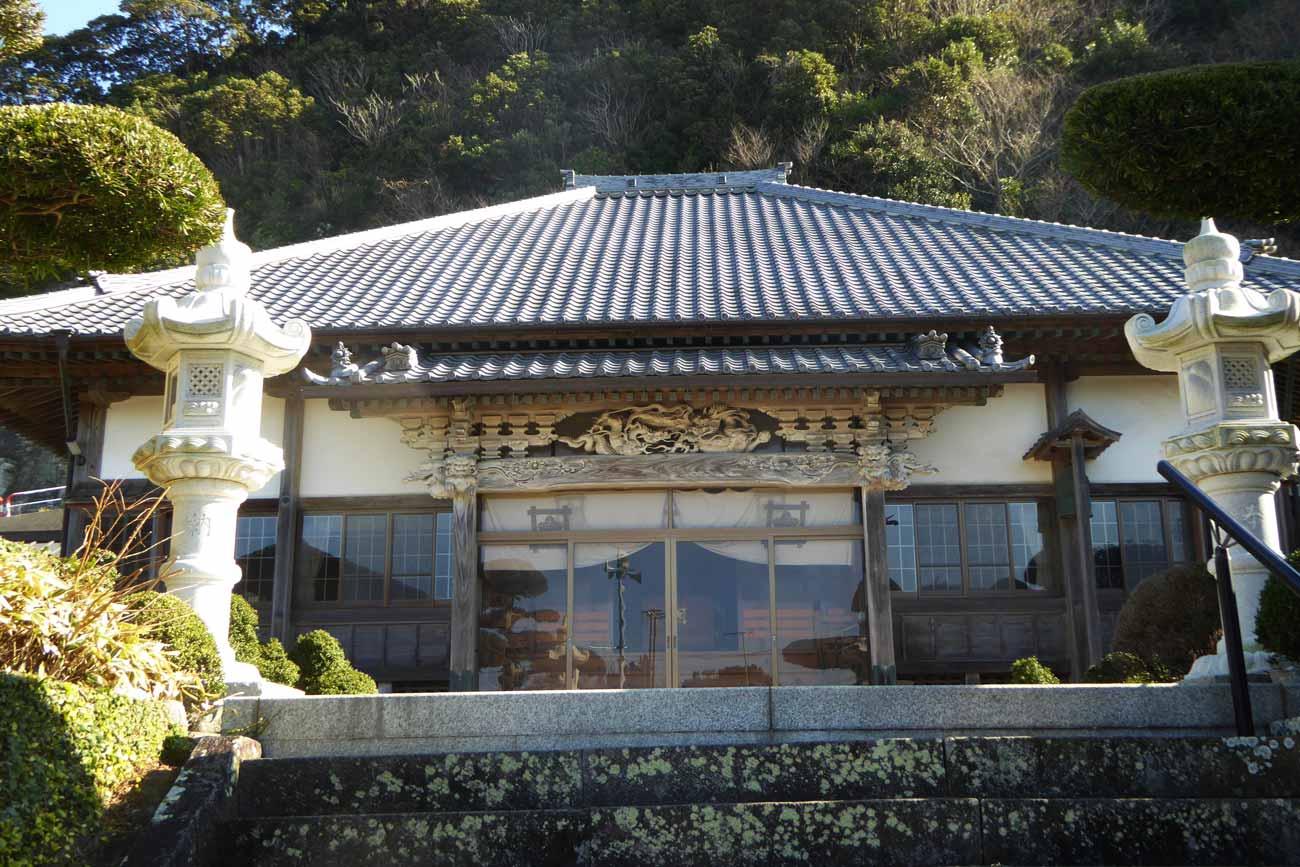 妙福寺本堂の画像