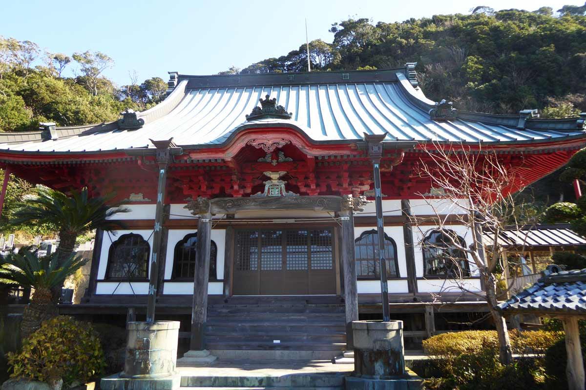 妙福寺祖師堂の画像