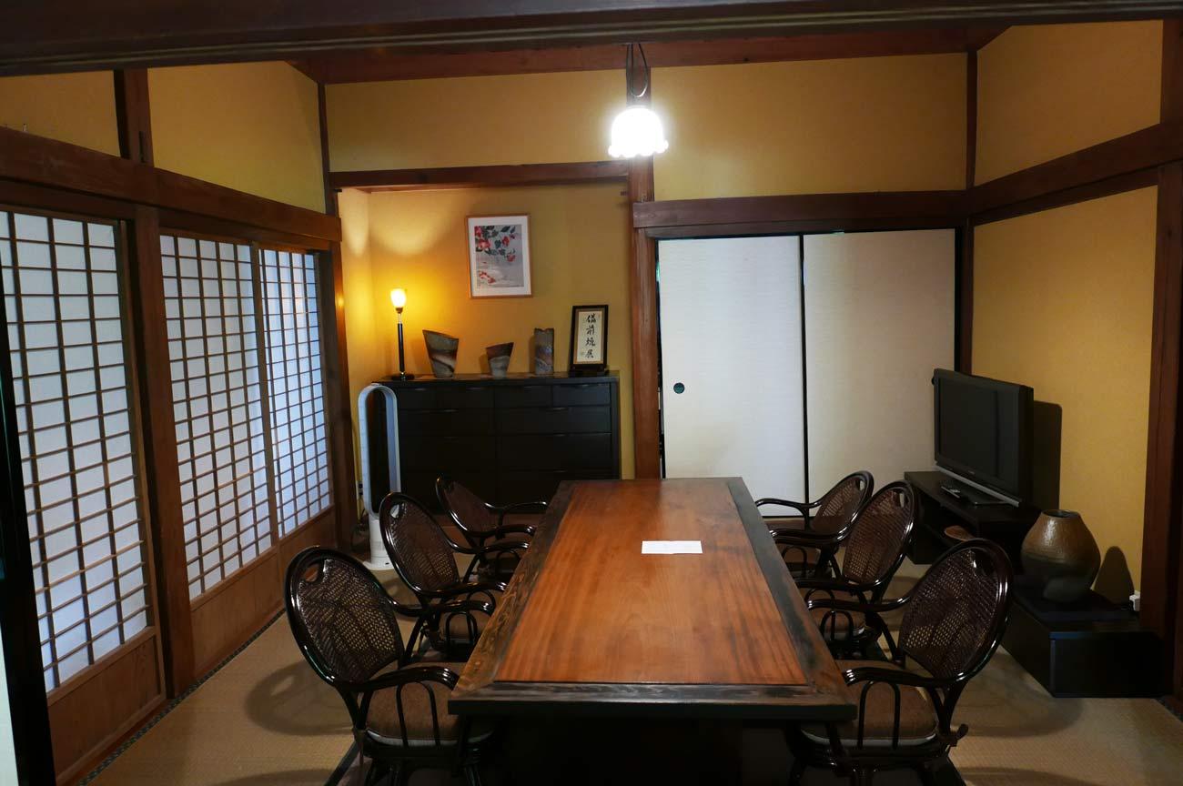 ルーラルガーデン・カフェ個室の画像