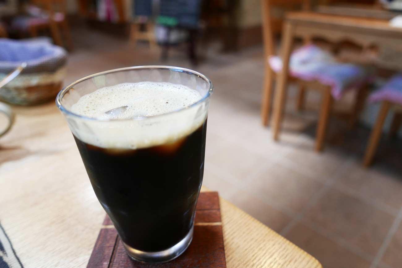 穀物コーヒーの画像