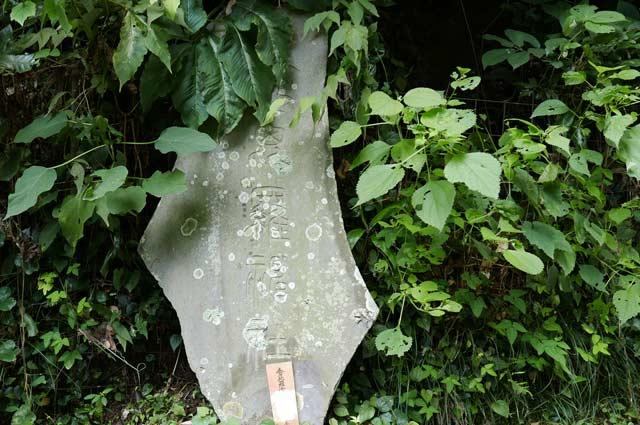 金比羅神社の碑の画像