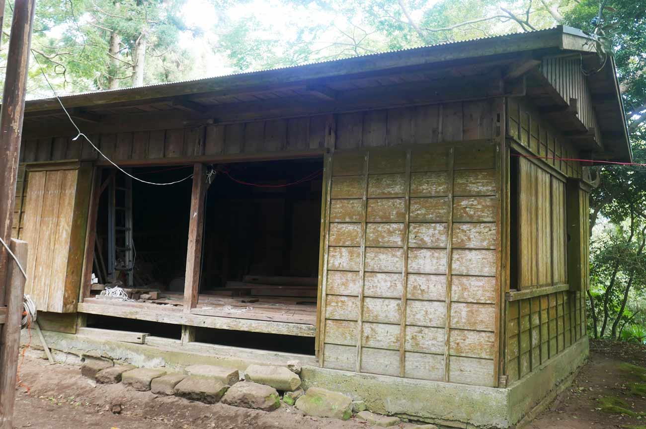 熊野神社社務所の画像