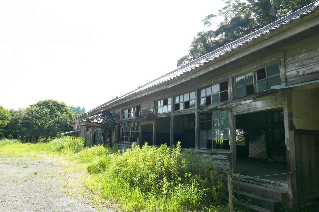 曽呂尋常小学校跡地(横)の画像