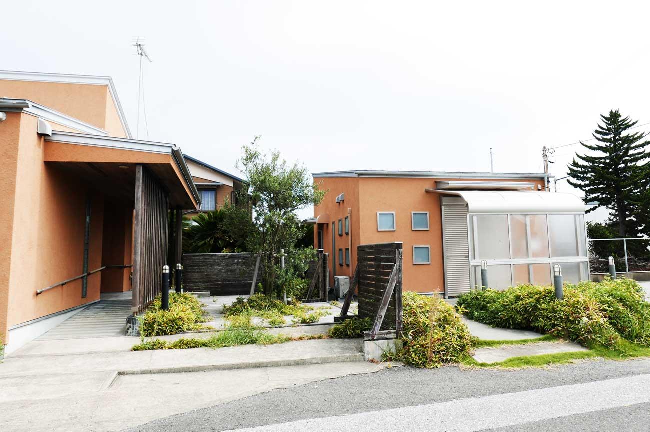 旧七浦診療所の離れの画像