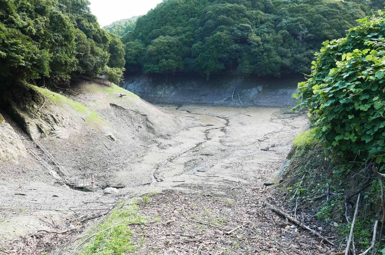 丹生堰の画像