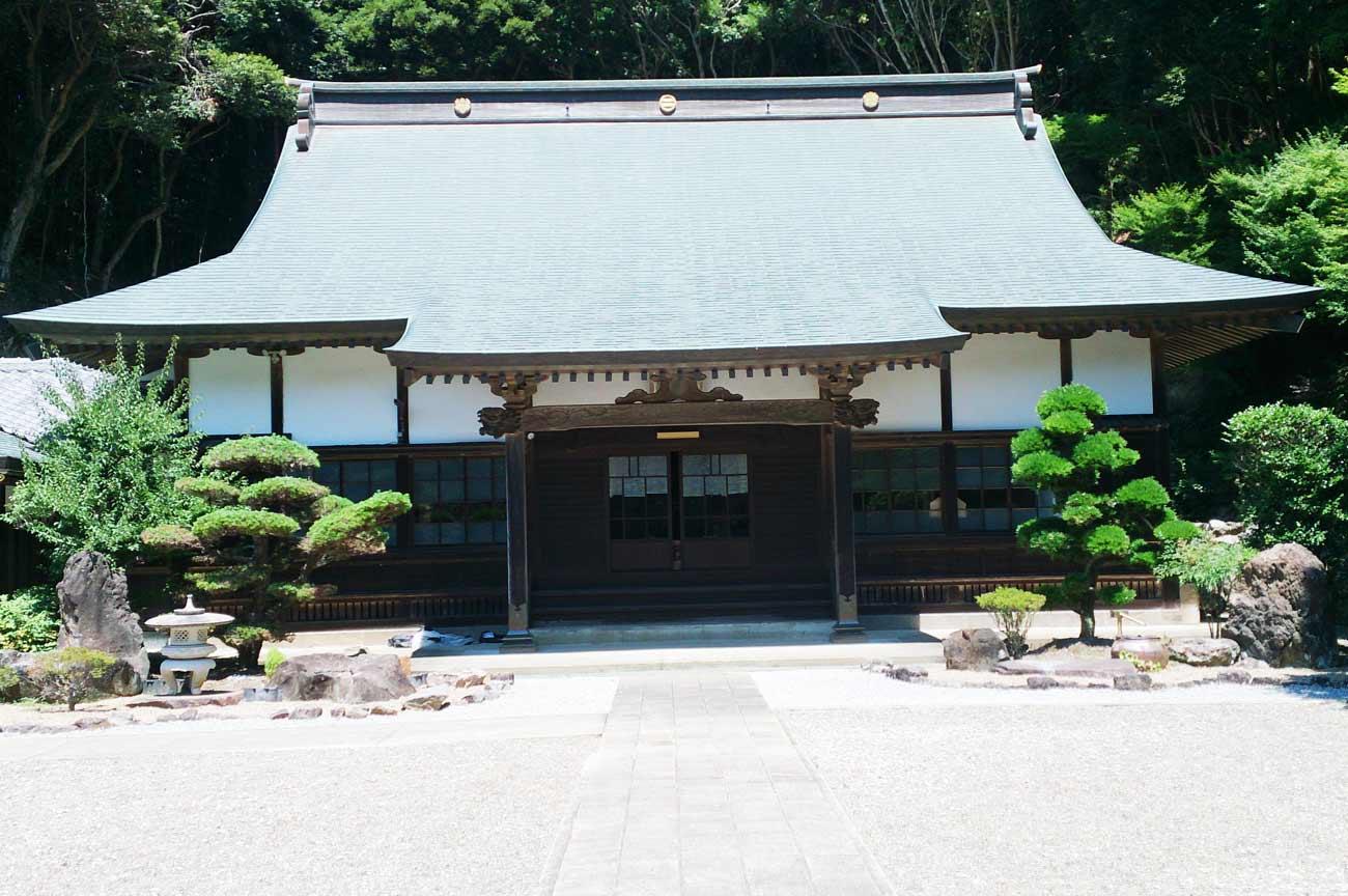 源慶院本堂の画像