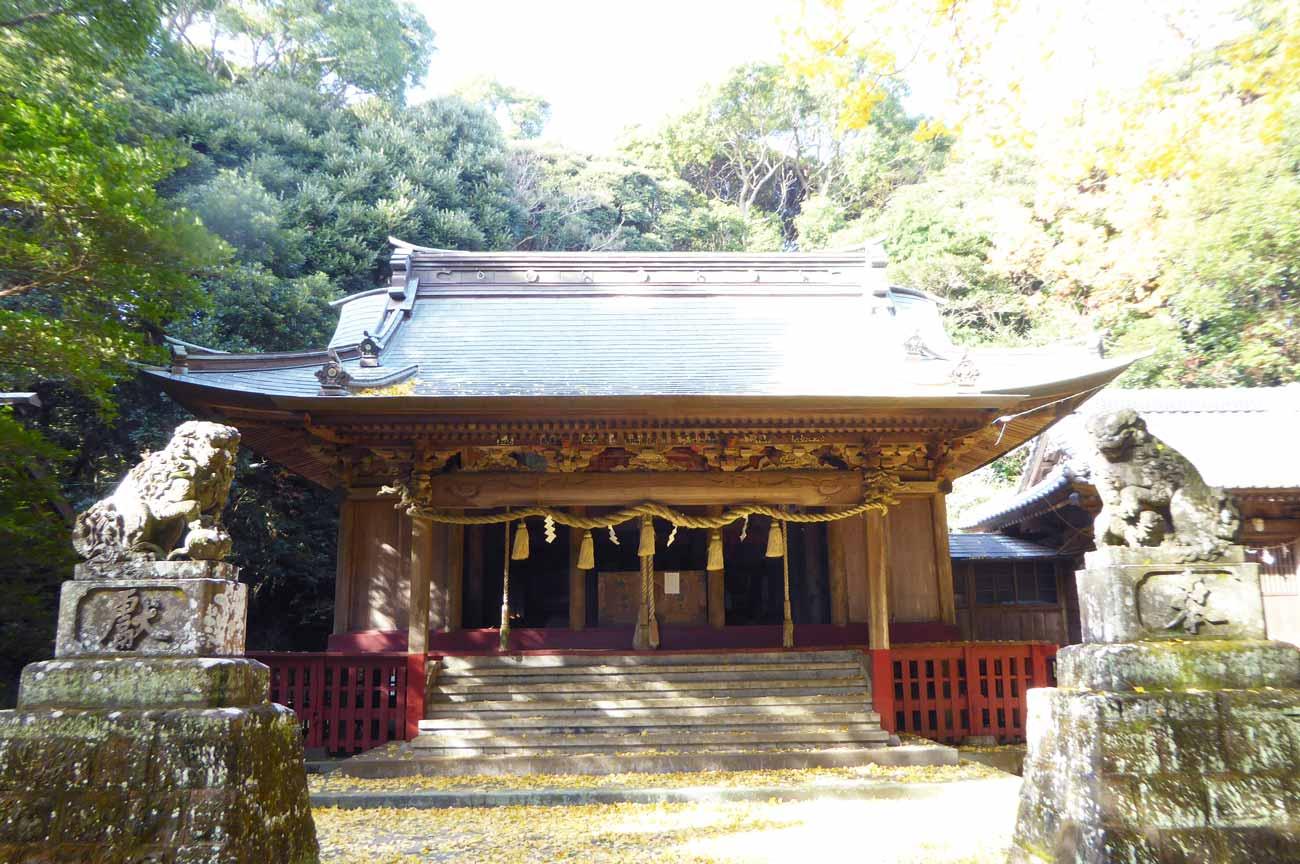 下立松原神社の画像