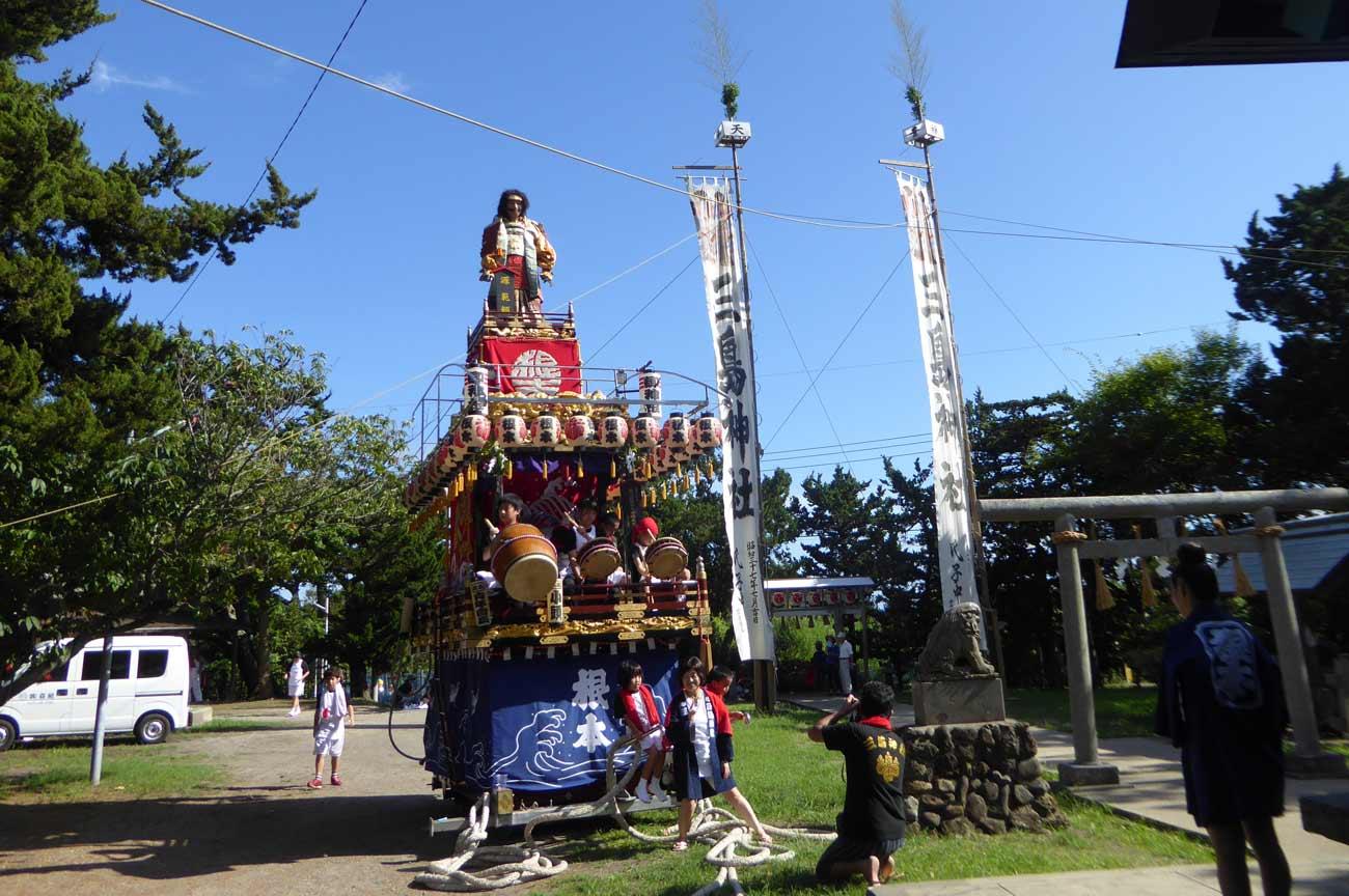 三嶋神社の画像