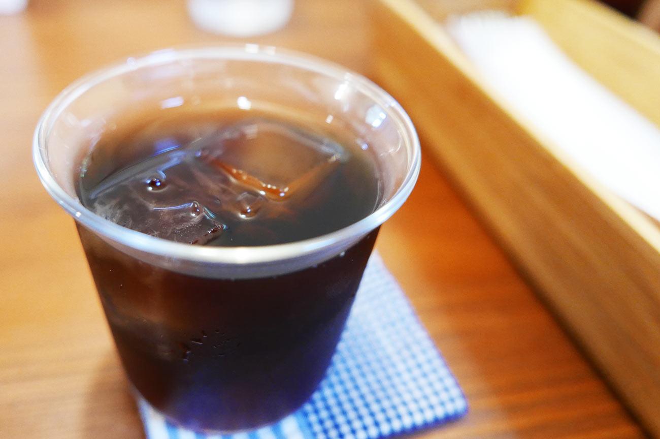 黒いり玄米茶の画像
