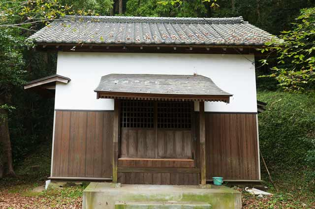 山宮神社拝殿の画像