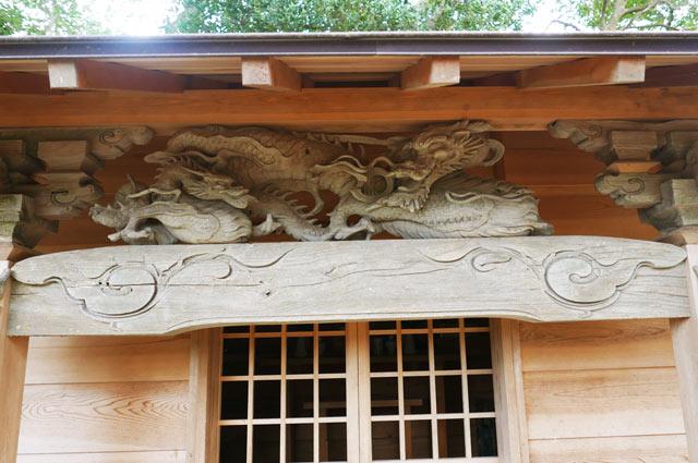 松尾神社参道の画像