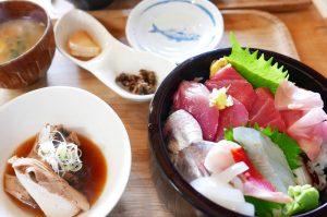 庄司鮮魚店の海鮮丼の画像