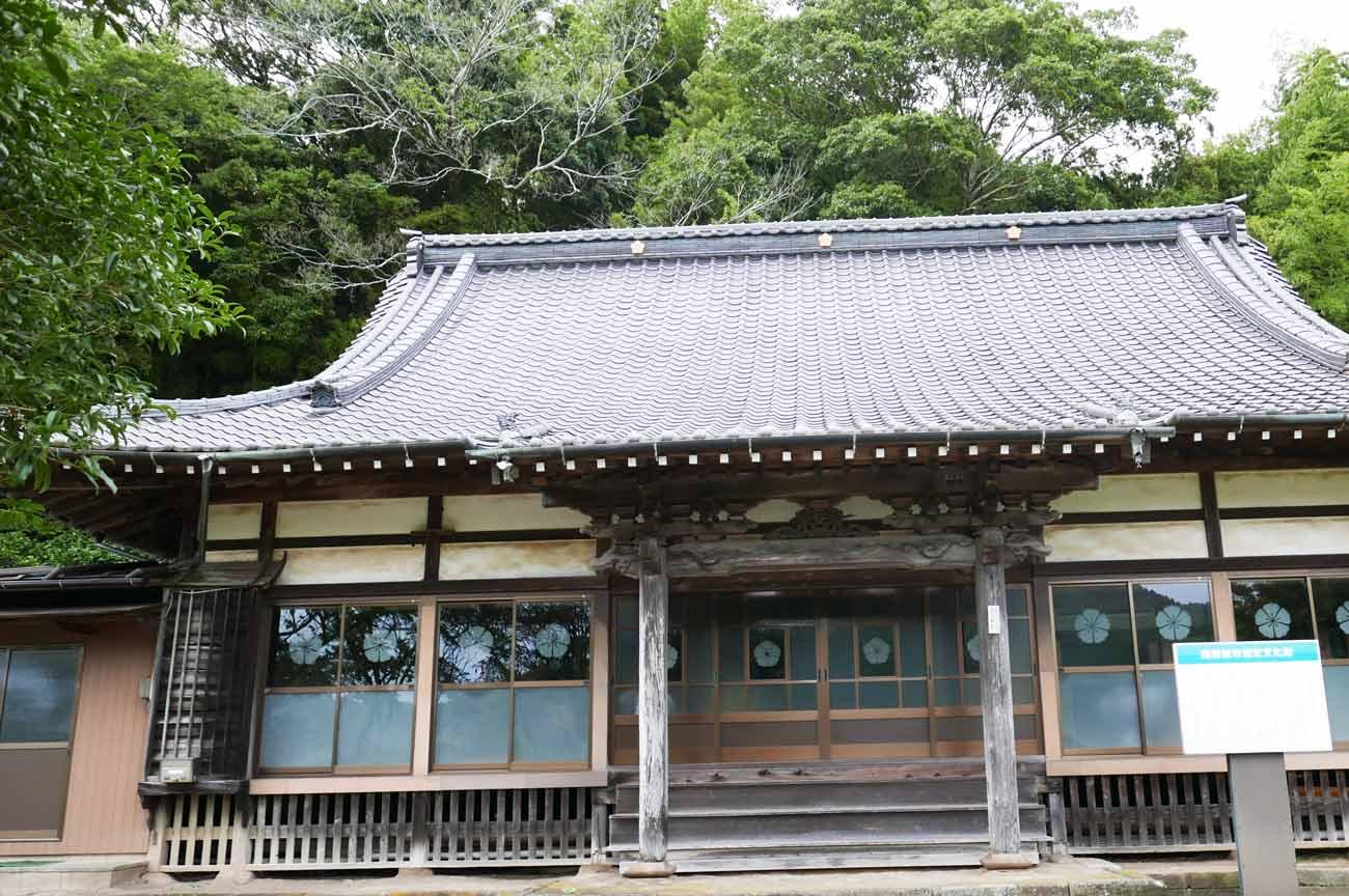 勝蔵寺本堂の画像