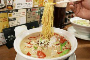 きん華坦々麺の画像