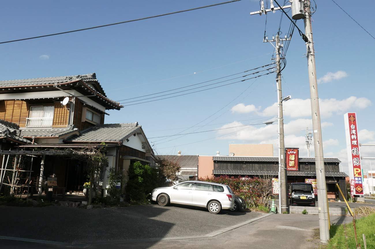 カフェ・ノワールの店舗外観画像