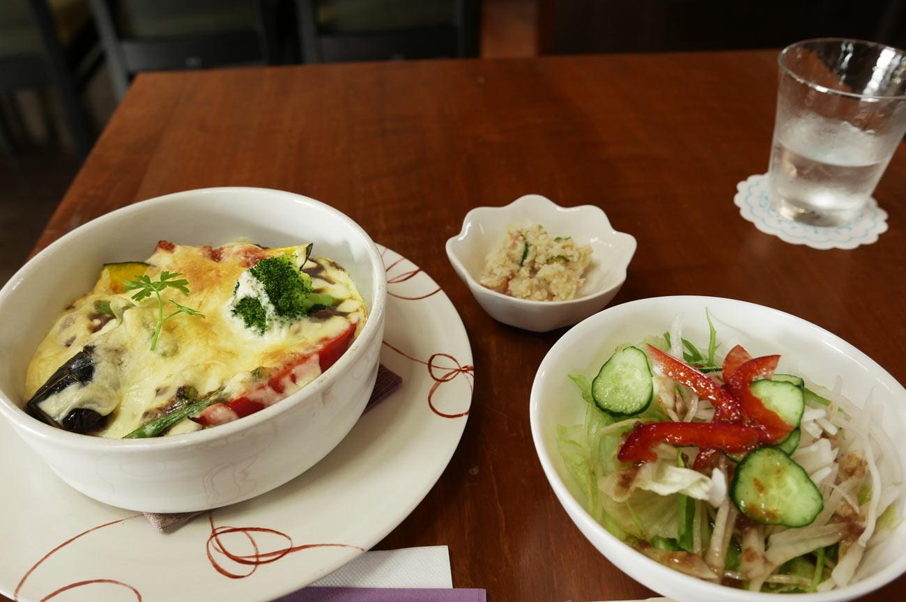 カフェ・ノワールの焼きカレーの画像