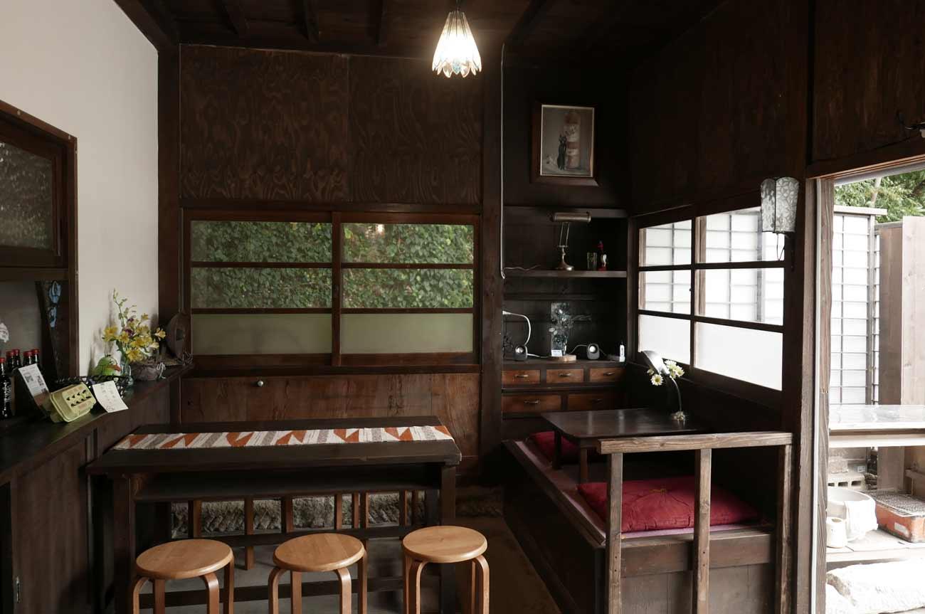 凛のカフェスペースの画像