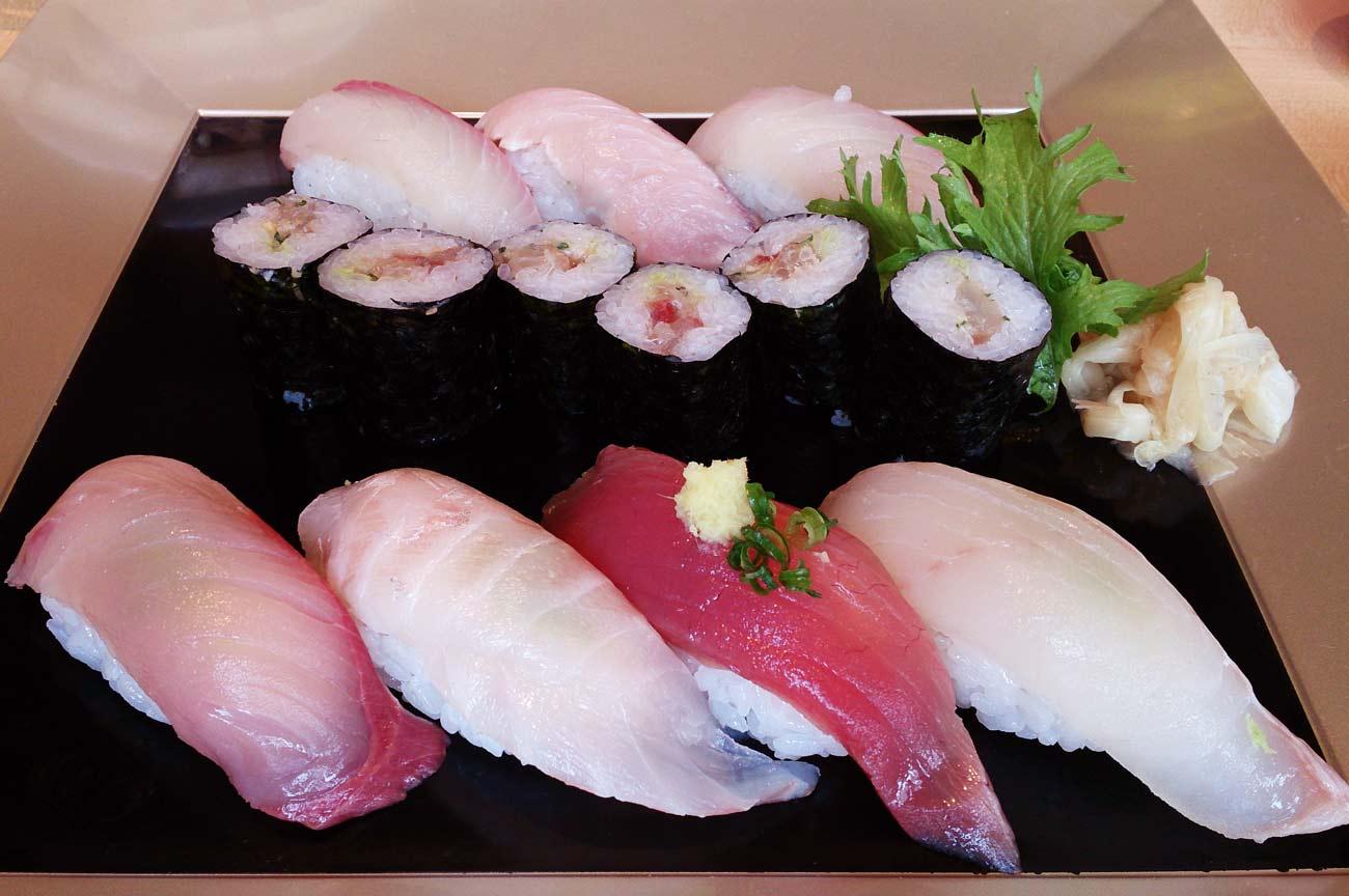 地魚旬鮨の画像