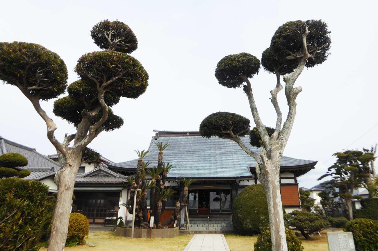 大行寺本堂の画像