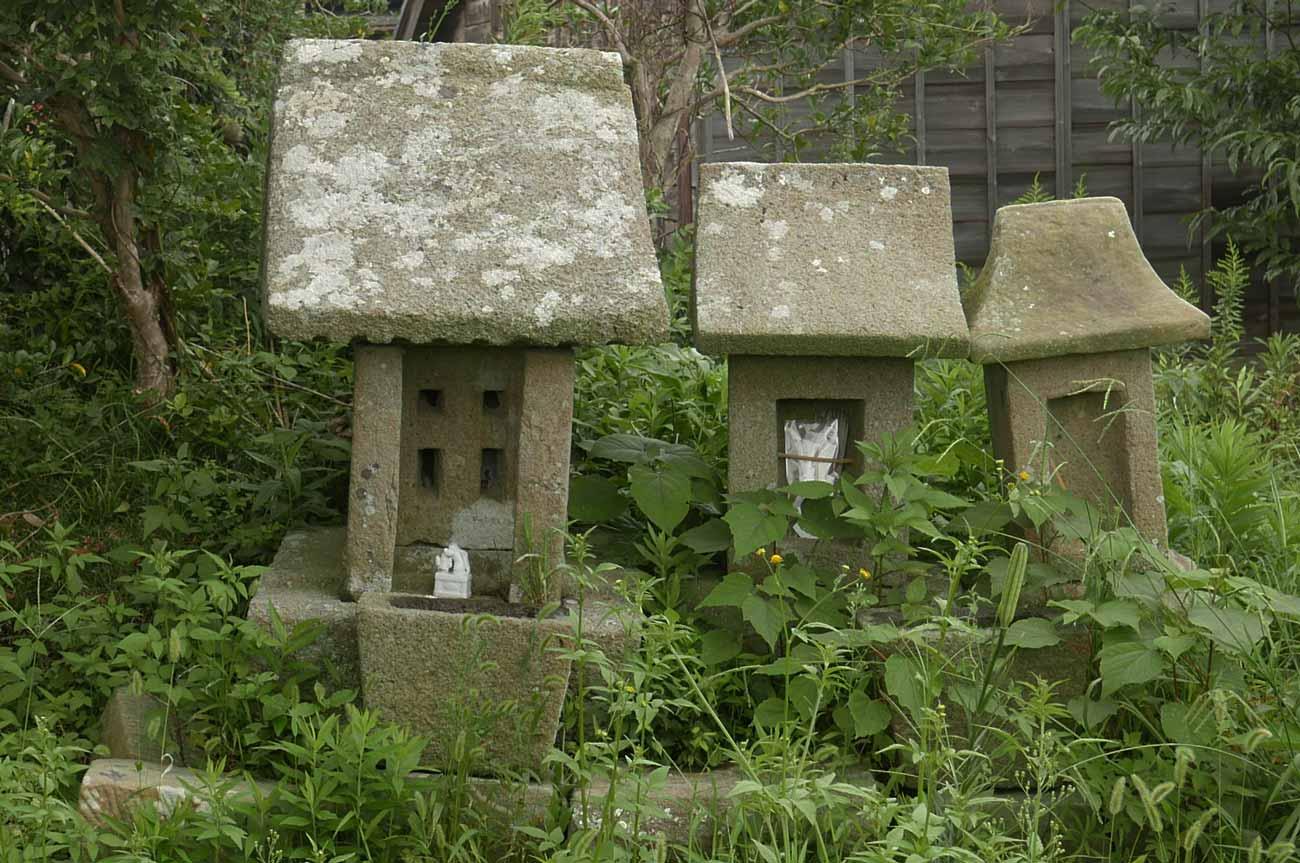 日枝神社の石宮の画像
