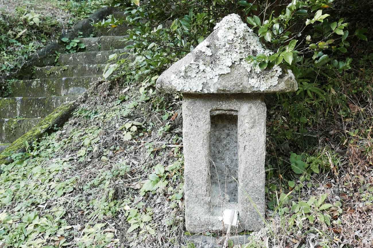 廣田神社の石宮の画像
