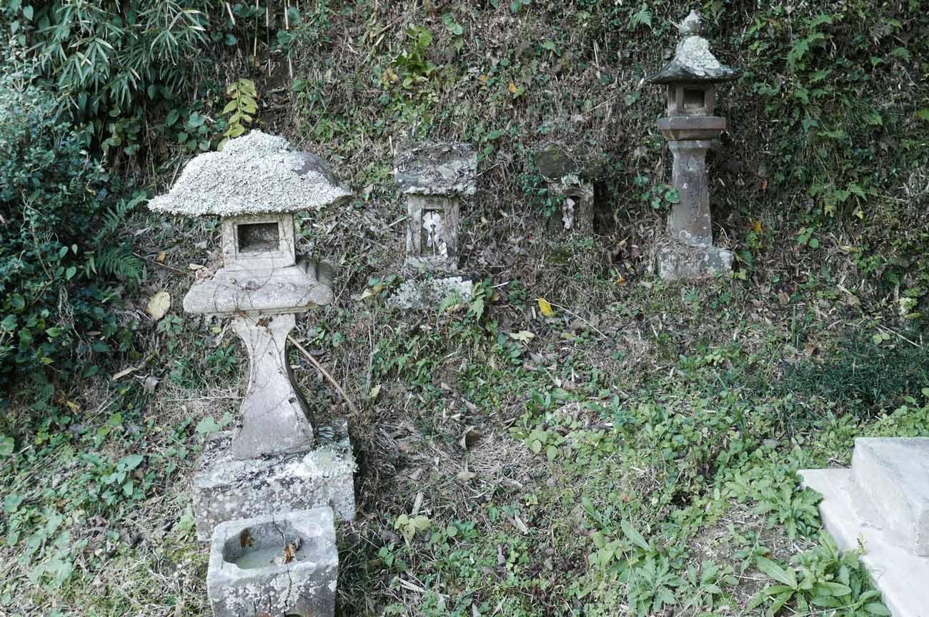 廣田神社の石宮群の画像