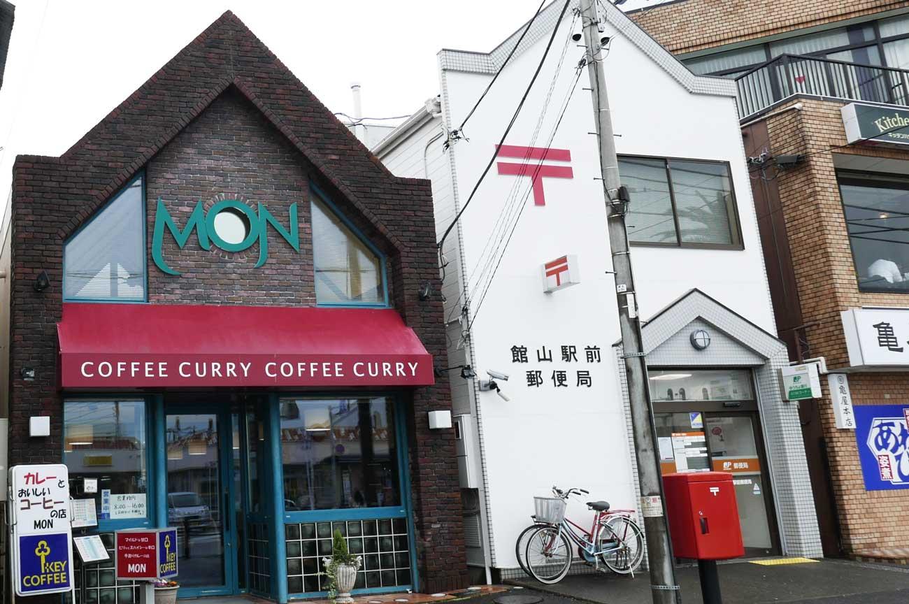 MONの店舗外観画像