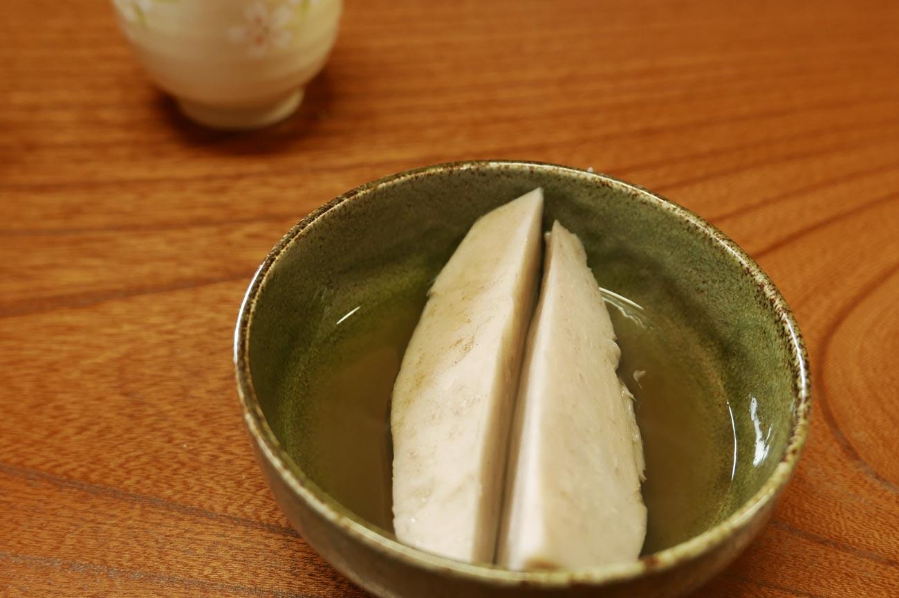 そば処山小屋の里芋の煮付けの画像