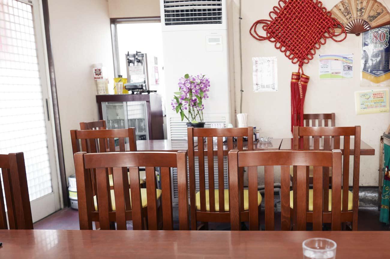 石鍋飯店の店内画像