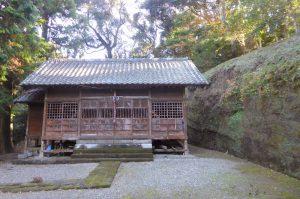 熱田神社拝殿の画像