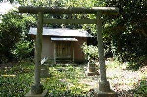 日枝神社拝殿の画像