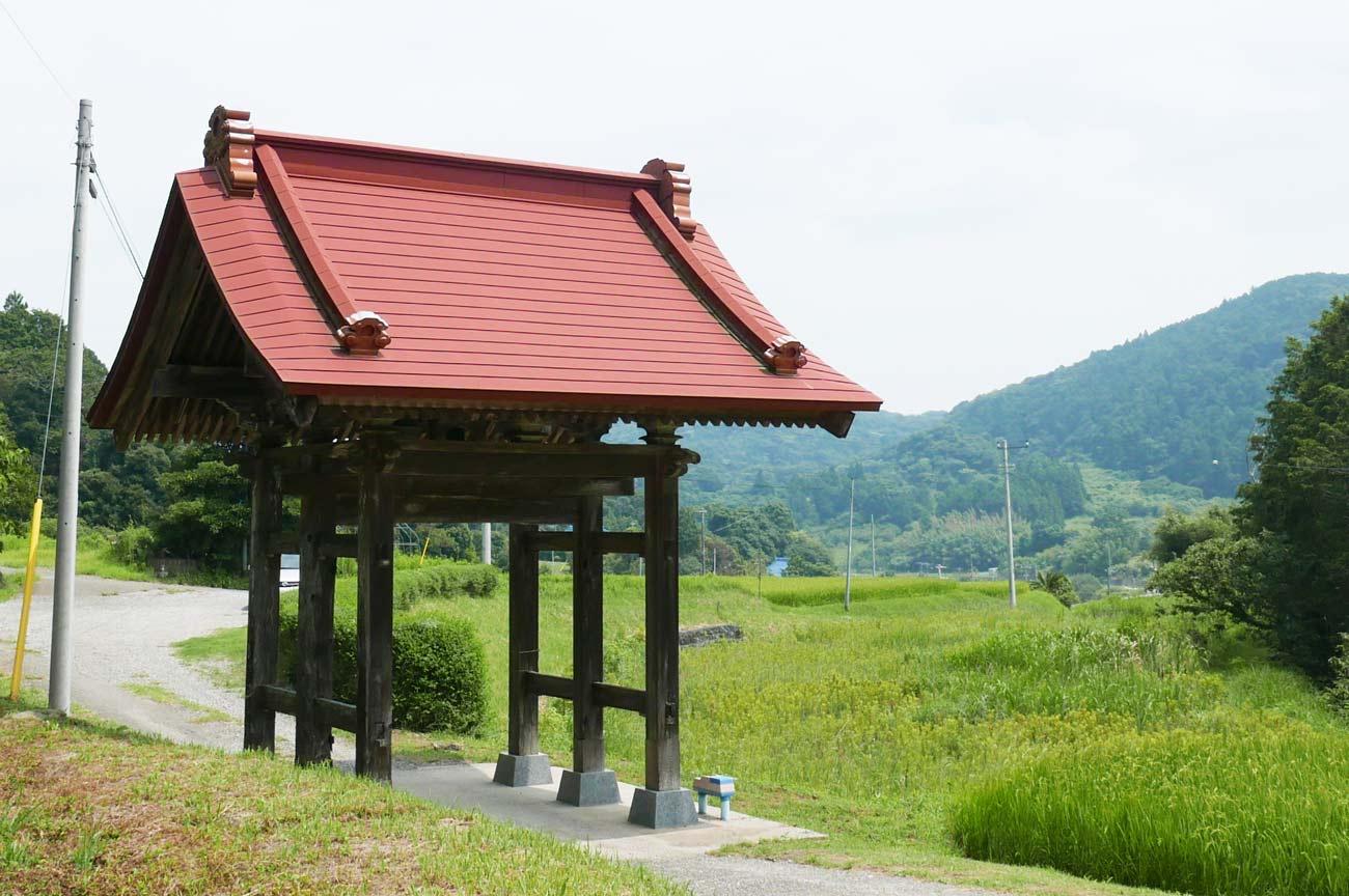 宝昌院山門(全景)の画像