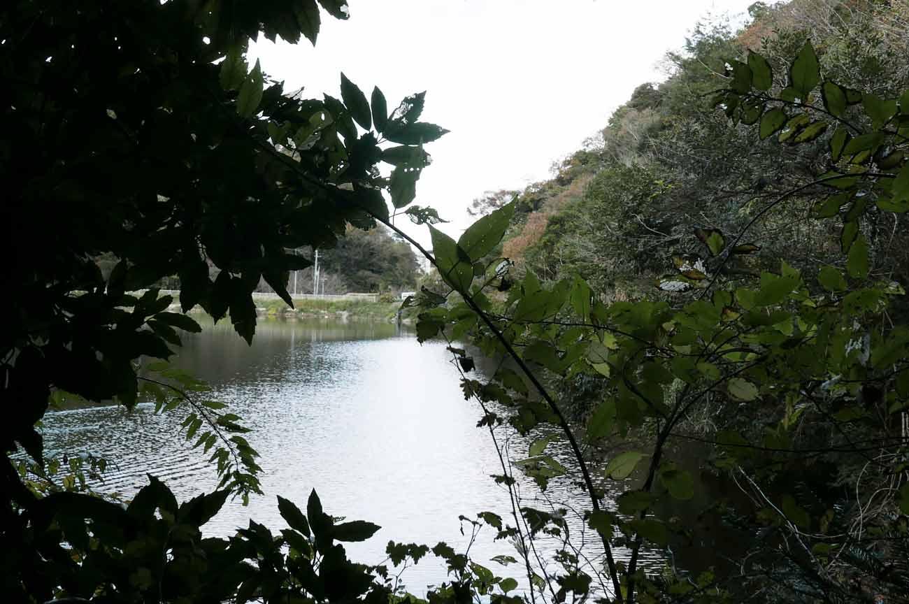 岩婦湖のポイント4の画像