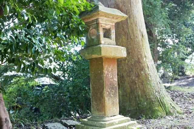 石灯籠1の画像