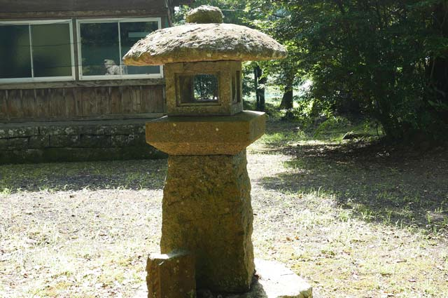 石灯籠2の画像