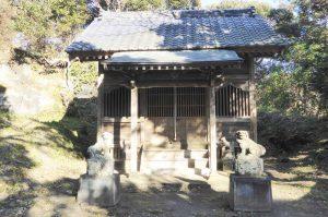 高皇産霊神社(南房総市和田町小川)