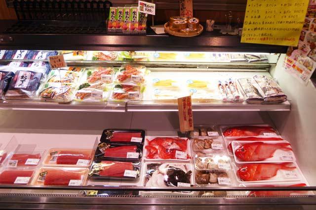 鮮魚の画像