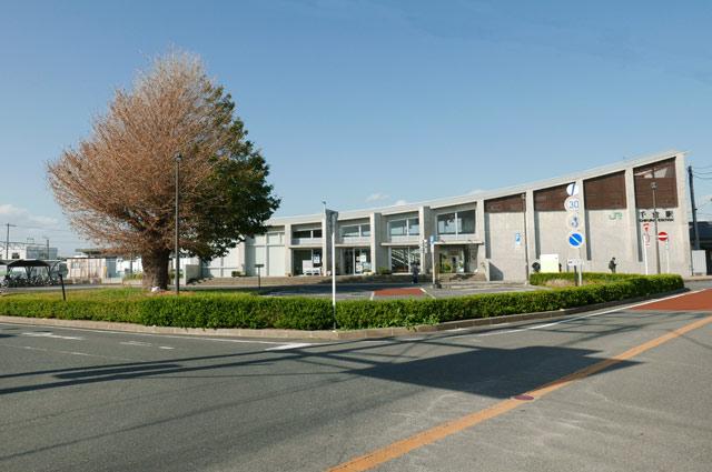千倉駅ロータリーの画像
