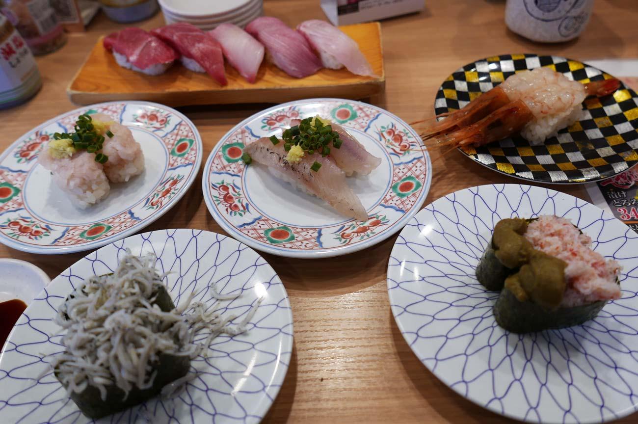 回転寿司やまとの画像