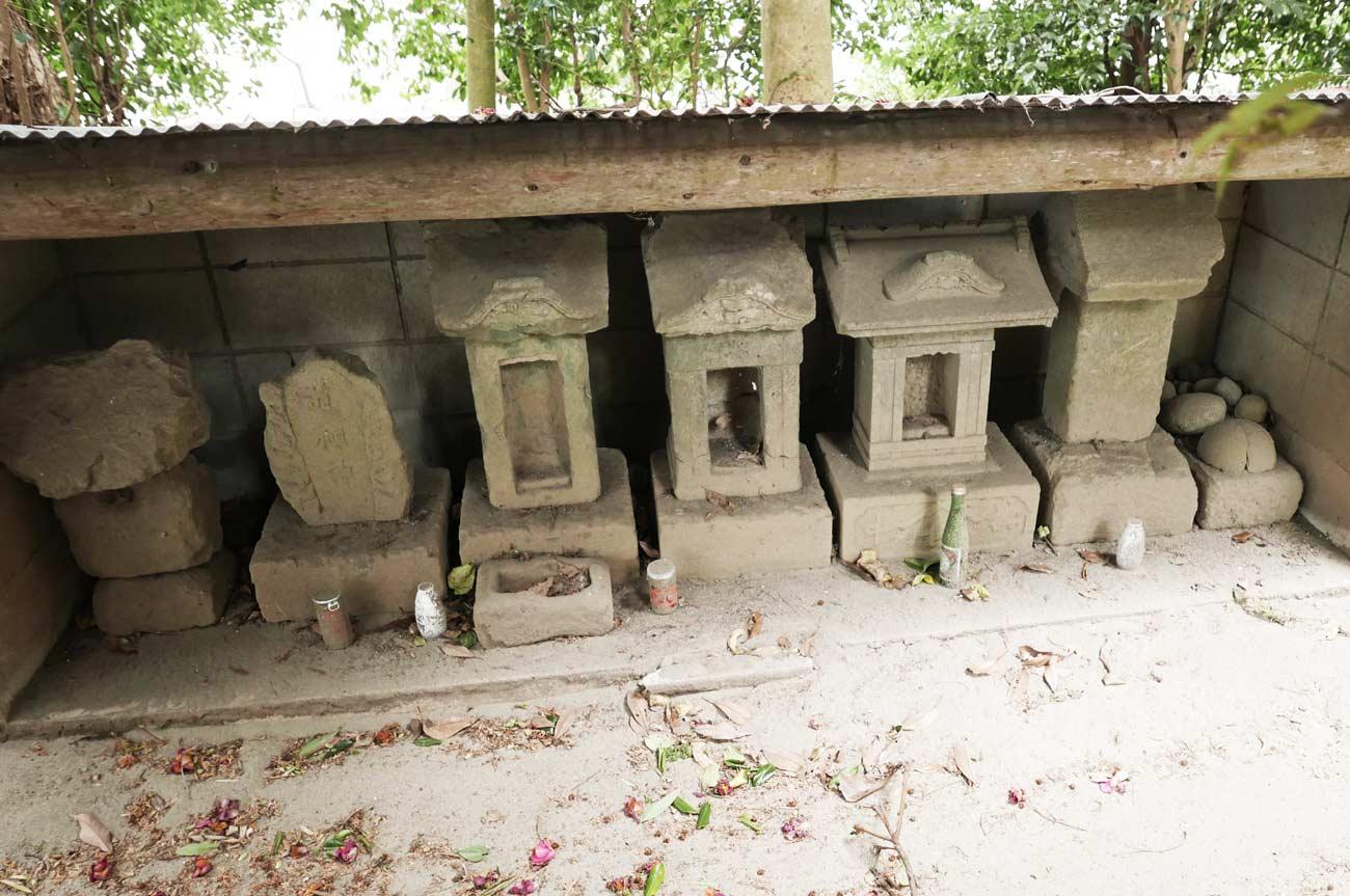 八坂神社の道祖神画像
