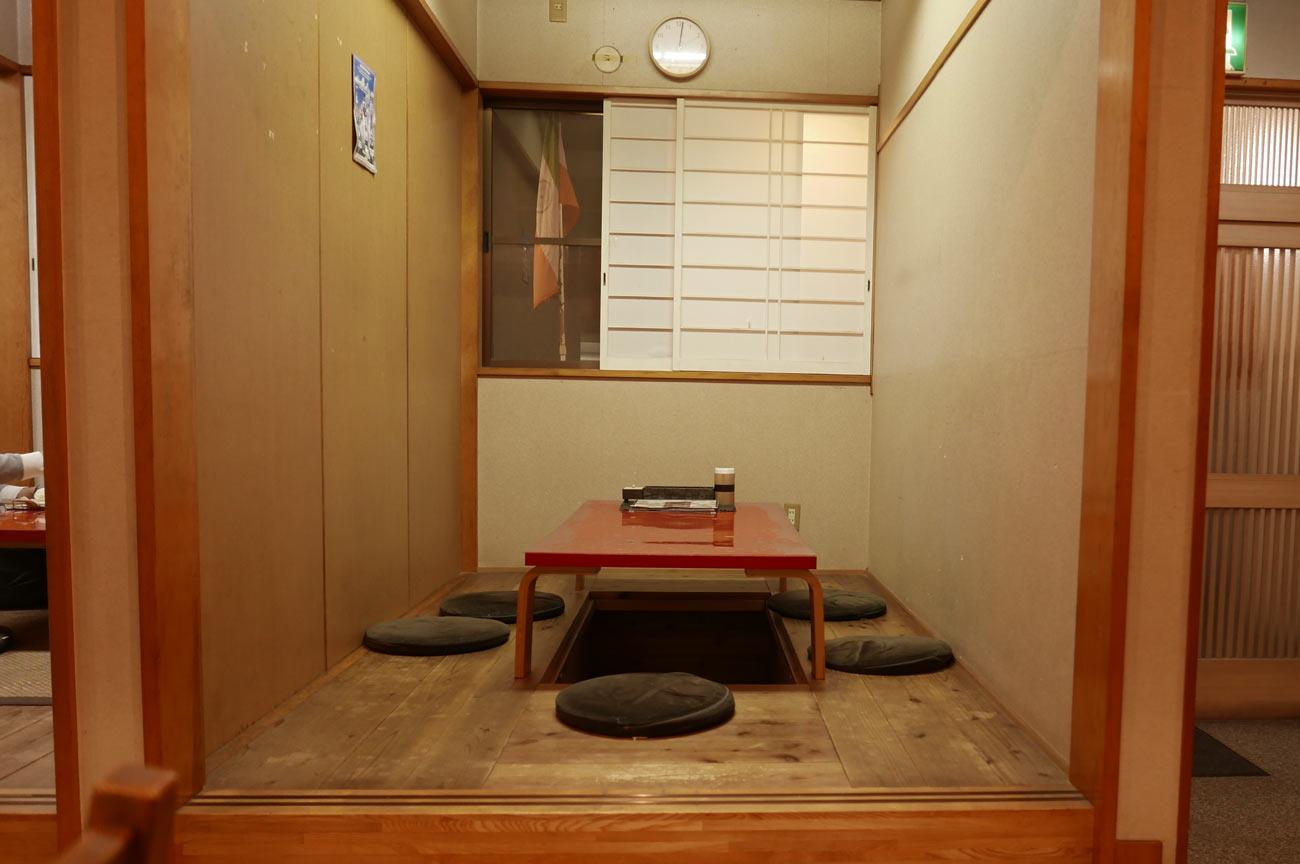 カマルの個室の画像