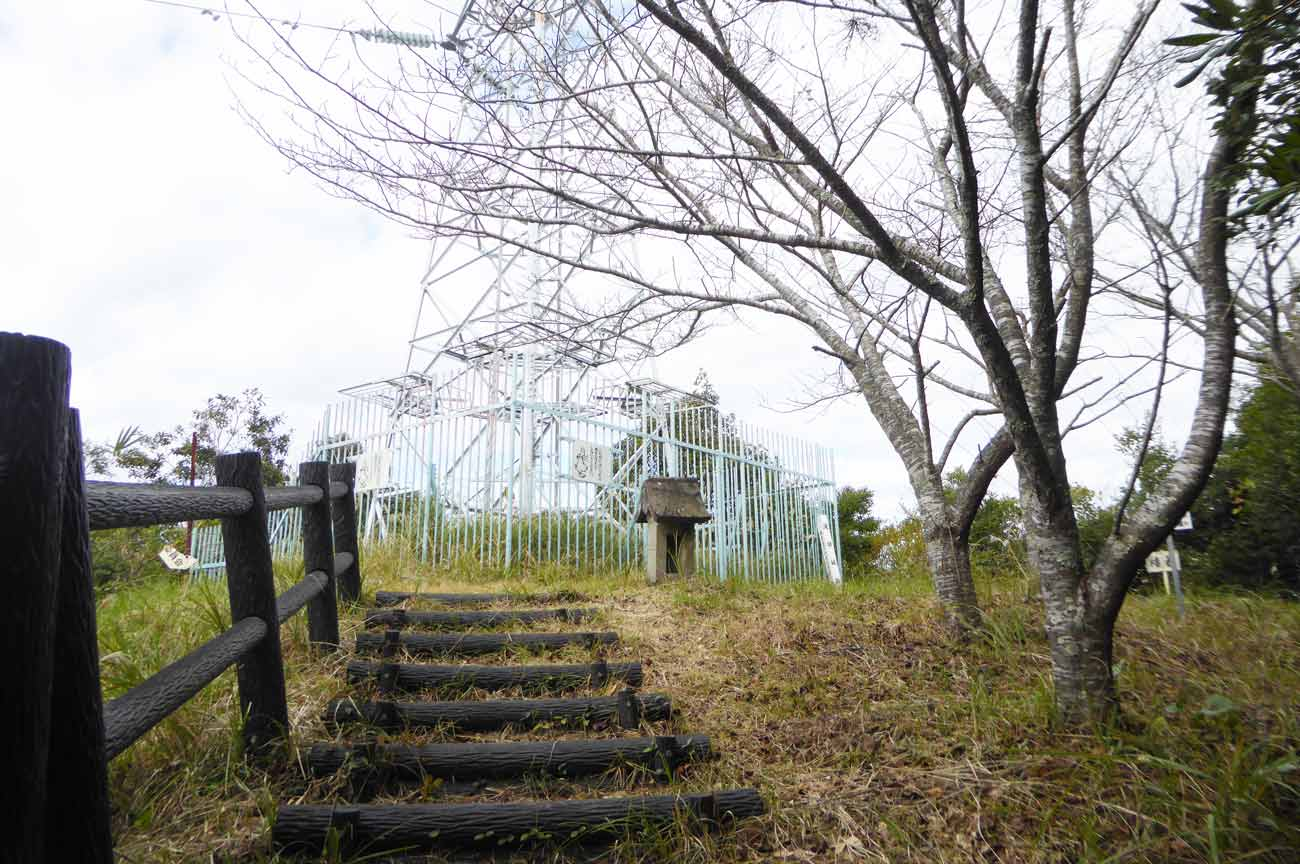 本丸(八幡宮)の画像