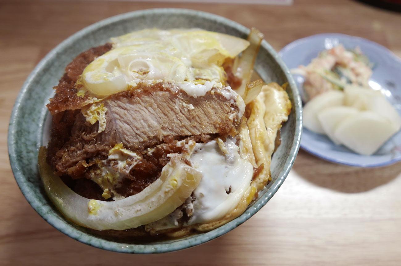 超肉厚カツ丼の画像