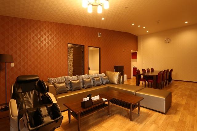 客室(別荘タイプ)の画像