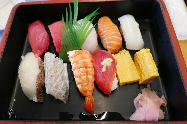 ばんや寿司の画像