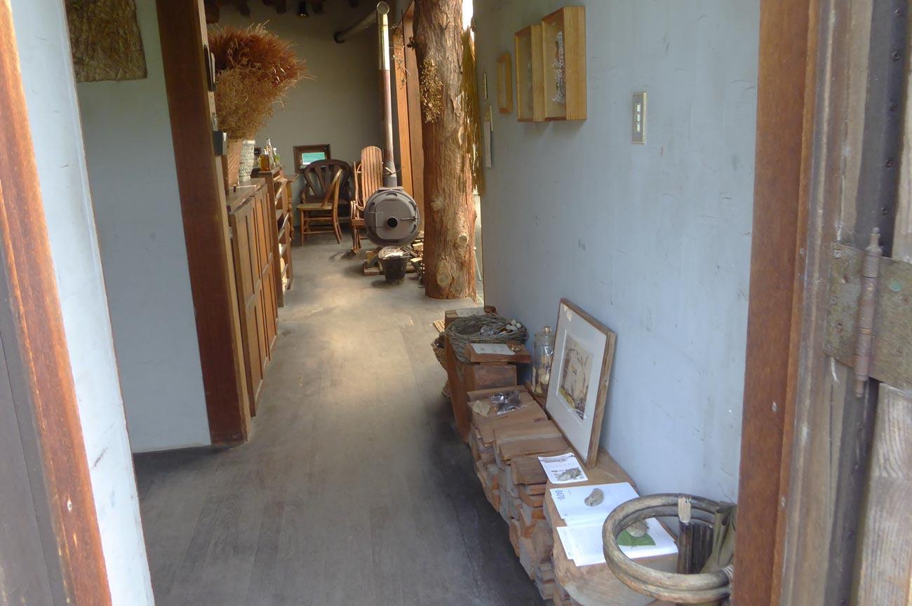 店内入口の画像