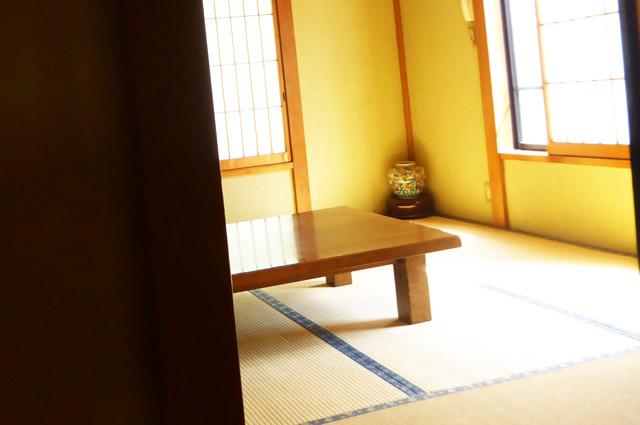 割烹太田和の個室の画像